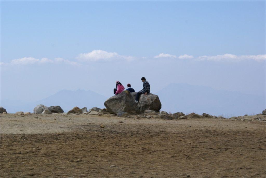 くじゅう登山