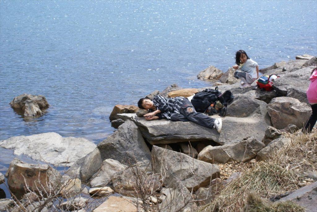 くじゅう登山 御池