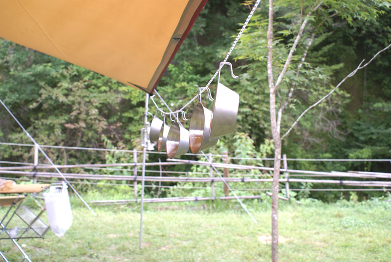 山鳥の森オートキャンプ場 シェラカップ