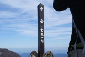 くじゅう中岳&天狗ヶ城