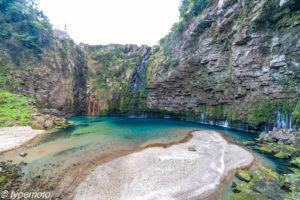 雄川の滝~荒平天神