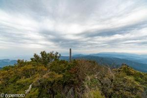 古処山ソロ登山