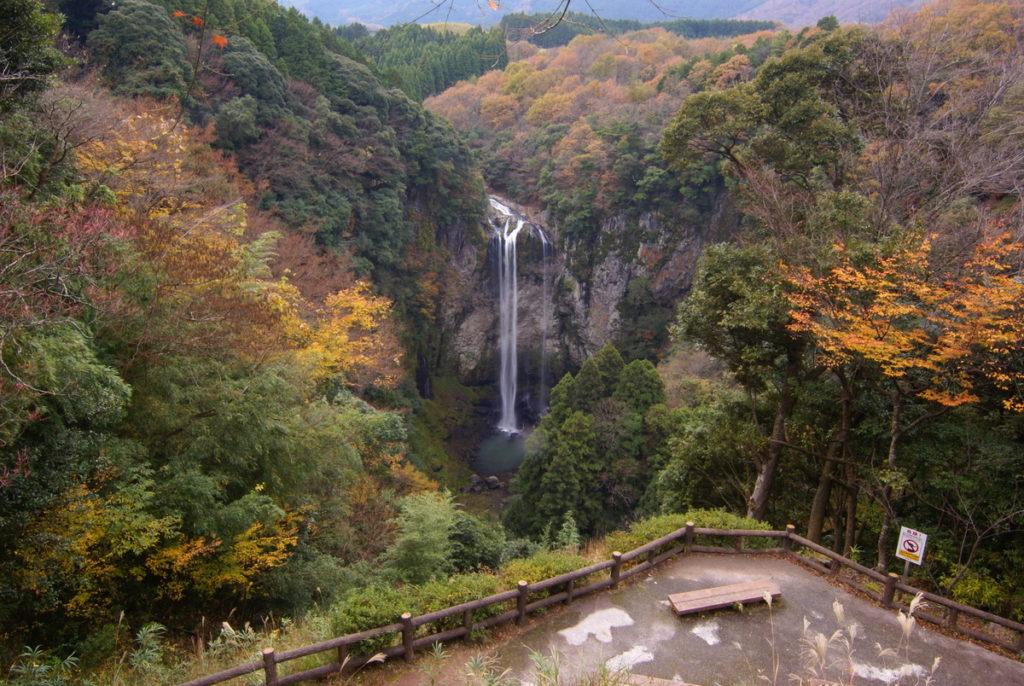 福貴野の滝