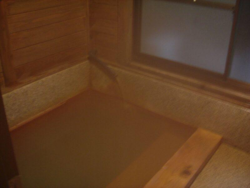 山鳥の森オートキャンプ場 家族風呂